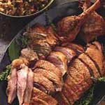roast goose