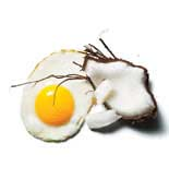 sweet and salty egg