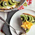 tropical cheese cake pie