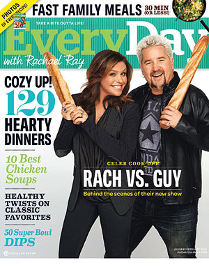 January/February 2012 Rachael Ray Magazine