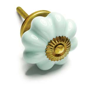 flower door handle