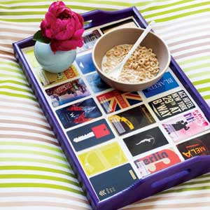 Crafty Food Tray