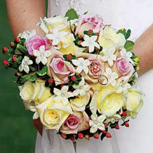 Second Wedding_bouquet