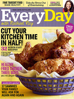 Every Day with Rachael Ray May cover