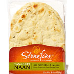 Stonefire All Natural Garlic Naan