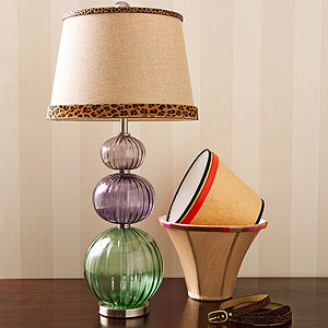 Belted Lamps