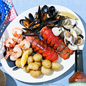 Clambake in a Box