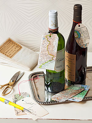 Wine-Bottle Tags