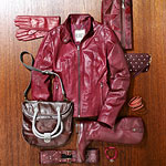 9 Scarlet Leather Style Faves