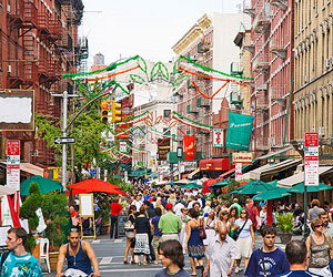 New York little italy