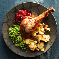 Adventurous Thanksgiving Menu