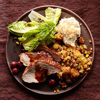 Speedy Thanksgiving Menu
