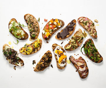 12 Bruschetta Recipes