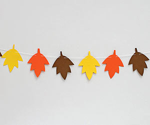 Leaf Garland