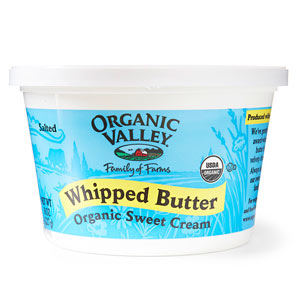 Organic Valley Whipped Butter