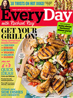 Every Day with Rachael Ray July 2013