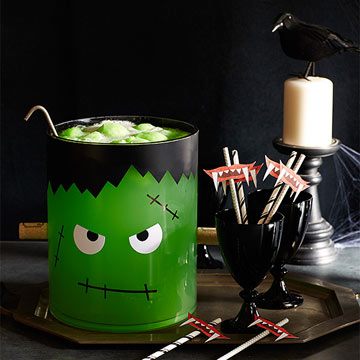 Frankenstein Punch Bowl