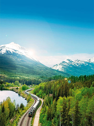 The Via Rail Canadian, 4 Days