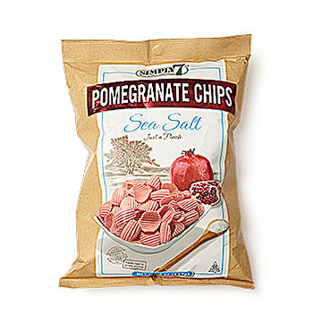 Simply7 Sea Salt Pomegranate Chips