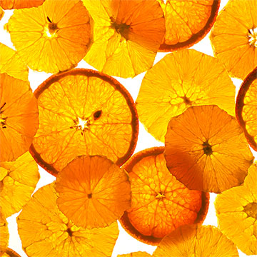 Get Fresh with Oranges