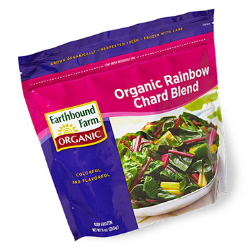Earthbound Farm Organic Rainbow Chard Blend