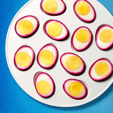 Pickled-Beet Eggs