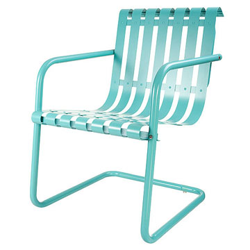 Gracie Retro spring Chair