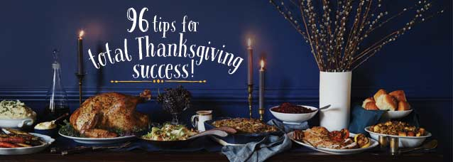 Thanksgiving Web Banner