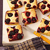 Blackberry cornbread