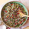 Double-Mint Barley Tabbouleh