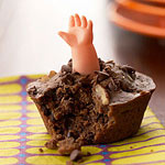 Buried Alive Muffins