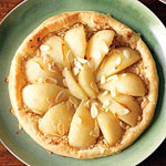 Streusel Ready-to-Bake Pear-Almond Tart