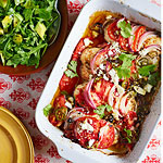 Roasted Supper: Mexican Chicken or Fish