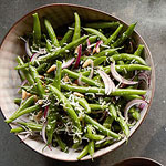 Green Bean Salad with Toasted Pine Nuts