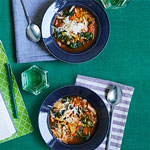 Pasta and Escarole Soup