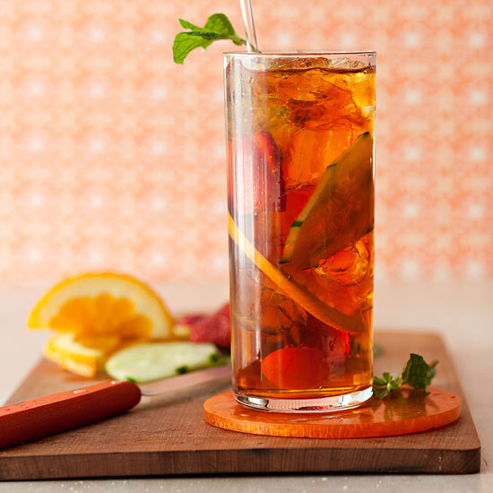 Pimm's Cocktail Recipe