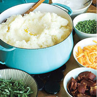 Potato Mash with Mix-Ins