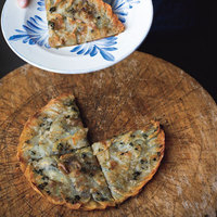 Potato Tart with Thyme