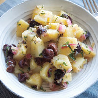 Mediterranean Potato Salad