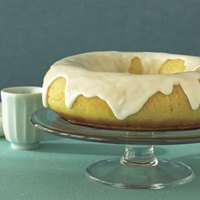 Old-Fashioned Rum Cake
