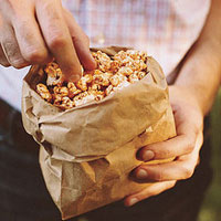 Spiced Popcorn