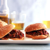 Bacon Sloppy Joes