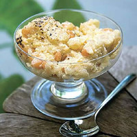 Rum-Raisin Rice Pudding