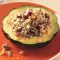 Stuffed Acorn Squash