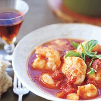 Seafood Stoup Fra Diavolo - Every Day with Rachael Ray magazine