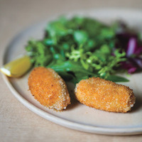 Chicken and Sweet Potato Croquettes