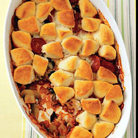 Pizza Cobbler