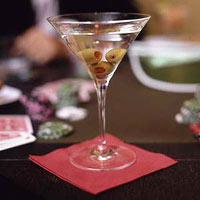 Dry Vodka Martini