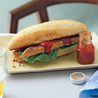 Turkey Meatloaf Sandwiches