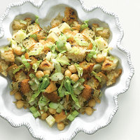 Spicy Moroccan Bread Salad